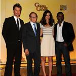 Katie Holmes Josh Duhamel Blair Underwood at Golden Globe nomination announcement 74876