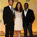 Katie Holmes Josh Duhamel Blair Underwood at Golden Globe nomination announcement 74879