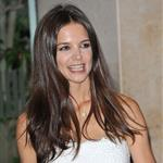 Katie Holmes at Crystal + Lucy Awards 2011 87740
