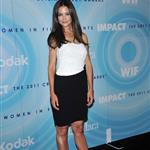 Katie Holmes at Crystal + Lucy Awards 2011 87741