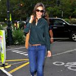 Katie Holmes heading to Chelsea Piers for Suri's gymnastics class in NYC 121281