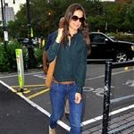 Katie Holmes heading to Chelsea Piers for Suri's gymnastics class in NYC 121283