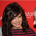 Katie Holmes has Tawny Kitaen hair at NY premiere of The Extra Man  65464