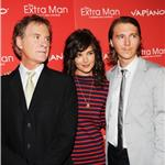 Katie Holmes Kevin Kline Paul Dano at NY premiere of The Extra Man 65467