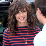 Katie Holmes has Tawny Kitaen hair at NY premiere of The Extra Man  65468