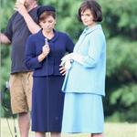 Katie Holmes as Jacqueline Kennedy in Toronto  65610