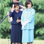 Katie Holmes as Jacqueline Kennedy in Toronto  65611