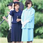 Katie Holmes as Jacqueline Kennedy in Toronto  65612