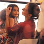 Katie Holmes takes Suri out for ice cream in New York 119604
