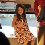 Katie Holmes takes Suri out for ice cream in New York 119607