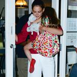 Katie Holmes takes Suri out for ice cream in New York 119615