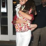Katie Holmes takes Suri out for ice cream in New York 119622
