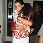 Katie Holmes takes Suri out for ice cream in New York 119626