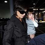 "Katie Holmes with Suri Cruise because she can""t sell tickets on Broadway 22035"