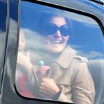 Katie Holmes Suri Cruise helicopter ride in New York March 2011  81272