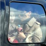 Katie Holmes Suri Cruise helicopter ride in New York March 2011  81273