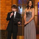 Katie Holmes presents at the Tony Awards  63152