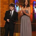 Katie Holmes presents at the Tony Awards  63153