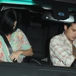 Katy Perry and John Mayer seen leaving Little Door restaurant in Los Angeles  125069