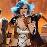 Katy Perry performs at the 54th Annual Grammy Awards 105650