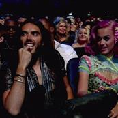 Katy Perry and Russell Brand at MTV VMA 2011 92894