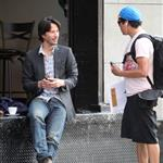 Keanu Reeves on 46th birthday in New York 68163