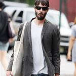 Keanu Reeves goes shopping for groceries in New York 62713
