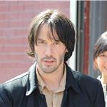 Keanu Reeves shoots Generation Um in New York  69305