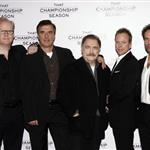 Kiefer Sutherland Jason Patric at That Championship Season photocall in New York  76773