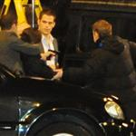 Keira Knightley and Chris Pine shoot new Jack Ryan movie in Liverpool 126594