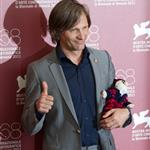 Viggo Mortensen at A Dangerous Method photo call in Venice  93224