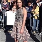 Keira Knightley looks healthy in New York promoting Last Night 85035