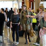 Nicole Kidman and Keith Urban at LAX 97791
