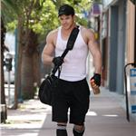 Kellan Lutz after a work out in Hollywood  79921