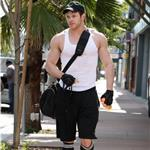 Kellan Lutz after a work out in Hollywood  79923