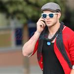 Kellan Lutz meets up with Peter Facinelli 47094