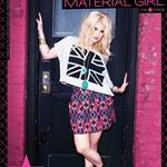 Kelly Osbourne shooting for Madonna and Lourdes's Material Girl line June 2011 91184