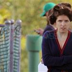 Anna Kendrick hair in rollers on Vancouver reshoots for Live With It 72211
