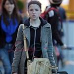 Anna Kendrick arrives in Vancouver to shoot New Moon 36248