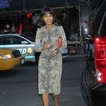 Kerry Washington outside ABC Studios for Good Morning America 110878