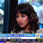 Kerry Washington appears on Good Morning America 110880