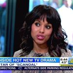 Kerry Washington appears on Good Morning America 110881