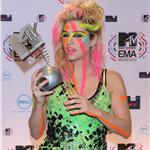 Ke$ha at EMAs November 2010 72613