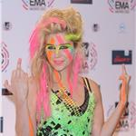 Ke$ha at EMAs November 2010 72614