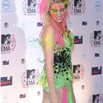 Ke$ha at EMAs November 2010 72615
