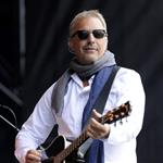 Kevin Costner performs at the 1st Annual Boots and Hearts Music Festival in Bowmanville, Canada 124063