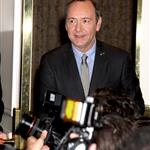 Kevin Spacey at Hollywood Foreign Press Association announcement November 2010  75187