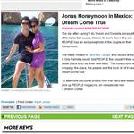 Kevin Jonas sells honeymoon photo to People  52870