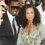Alicia Keys forced to pose with Diddy at the BET Awards 41925