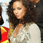 Alicia Keys at the BET Awards 41922